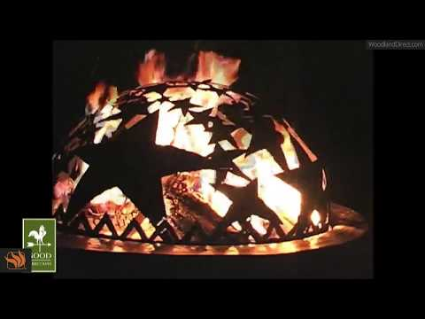 The Orion Fire Dome by Good Directions