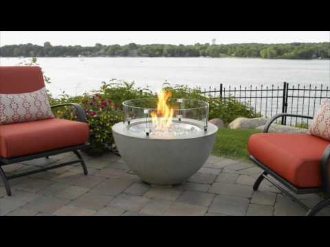 Cove 20 Fire Bowl by The Outdoor GreatRoom Company