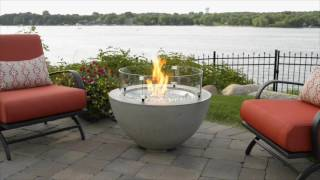Cove 20 Fire Bowl - The Outdoor GreatRoom Company
