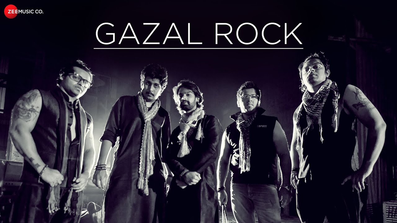 Gazal Rock Lyrics - Rudraxsha - Sai - Piyush