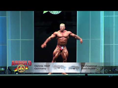 Individual Routine of Dennis Wolf in the ARNOL CLASSIC EUROPE