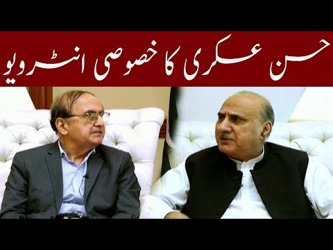 Exclusive Interview of Hassan Askari | Sajjad Mir K Sath | Kohenoor News
