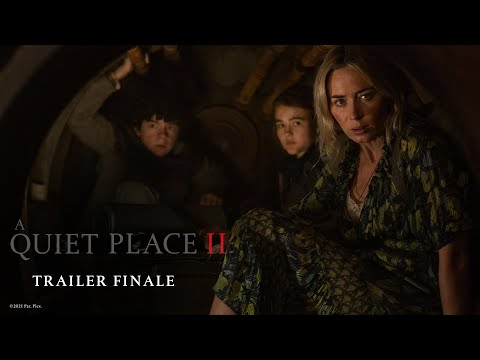 A Quiet Place II – Il trailer finale italiano
