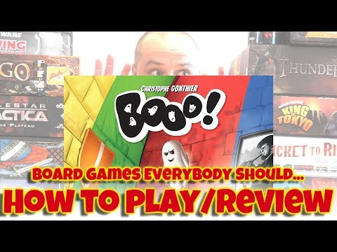 is a Board Game Everybody Should °°°
