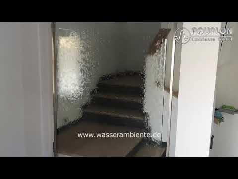 "Wasserwand ""Aqualon Cristallo Libero"""