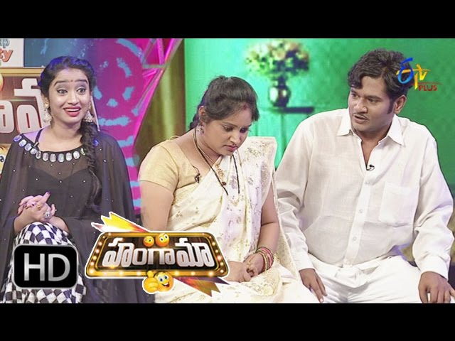 Hungama – 10th January 2017 – Episode 9 – Full Episode | ETV Plus Comedy Show