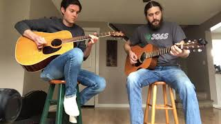 Eric Clapton - Bell Bottom Blues UNPLUGGED Cover  |  Derek and the Dominos