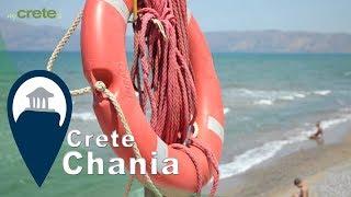Crete   Kastelli town