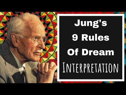 Carl Jung's 9 Rules of Dream Interpretation
