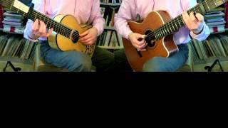 I don't wanna hurt no more - Anouk (guitar duet)