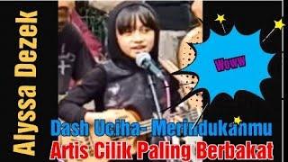 Pengamen Cilik Dari Malaysia Buat Lagu Indonesia.... Alyssa Dezek