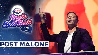 Sam Feldt - Post Malone feat Rani (Live at Capital's Jingle Bell Ball 2019) | Capital