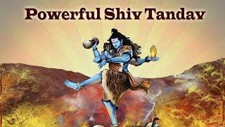 Lord Shiva Tandav Stotram L Powerful L Someswar Mahadev L With Lyrics High Quality