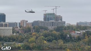 GAO: Helicopter Noise and Flights in the D.C. Area