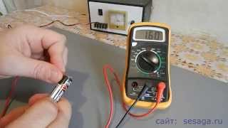 Как пользоваться мультиметром. Часть1