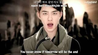 EXO K   History MV English subs Romanization Hangul HD