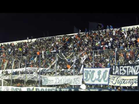 """""""LOS CAUDILLOS DEL PARQUE - LEPRA LOCURA, + GOL.  Vs - JUVENTUD (14/05/2017)"""" Barra: Los Caudillos del Parque • Club: Independiente Rivadavia"""