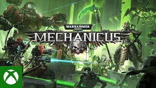 Warhammer 40,000: Mechanicus | Release Trailer