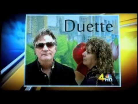 Duette on WSMV-TV Channel 4 Nashville