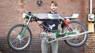 Janus Motorcycles: Building a dream