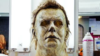"""HALLOWEEN """"Michael Myers Mask"""" Behind The Scenes Featurette"""