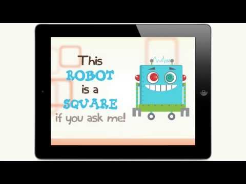 Video of Ask Me! Shapes and Colors Free