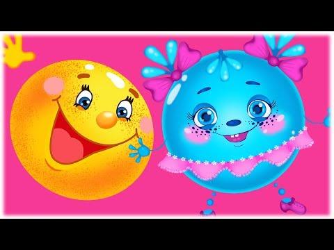 Колобок - Дитячі Пісні - З Любов'ю до Дітей