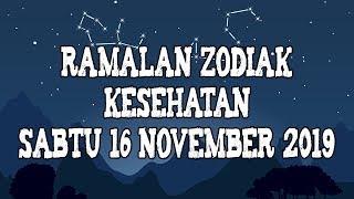 Ramalan Zodiak Kesehatan Sabtu 16 November 2019: Aries Jaga Asupan Makan, Scorpio Tenangkan Pikiran