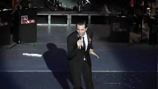 Darius Campbell singing Feeling Good 2