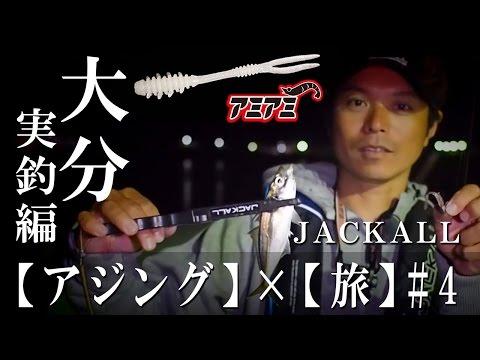 【アジング】岸釣り武者修行の旅  #4
