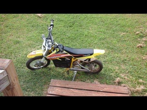 Razor Mx650 Dirt Rocket Electric Dirt Bike | Review and Ride