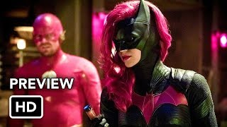 Сериалы CW, DCTV Elseworlds Crossover Behind the Scenes - The Flash, Arrow, Supergirl, Batwoman (HD)