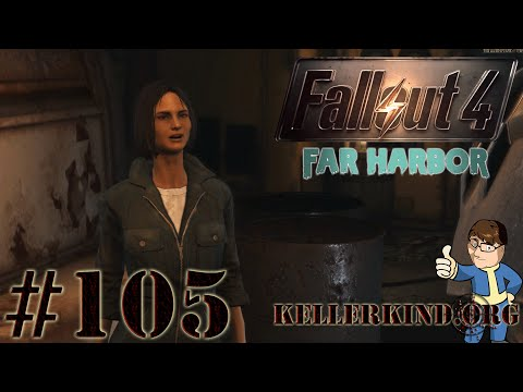Fallout 4 - Far Harbor #105 - Kasumis Verdacht ★ Let's Play Fallout 4 [HD|60FPS]