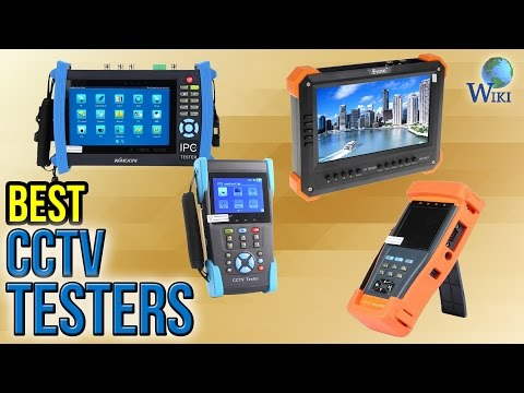 6 Best CCTV Testers 2017