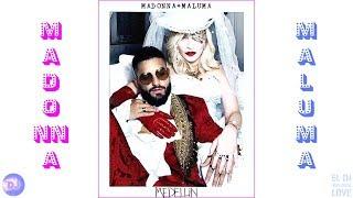 Madonna, Maluma   Medellín (Roberto Ferrari Remix)