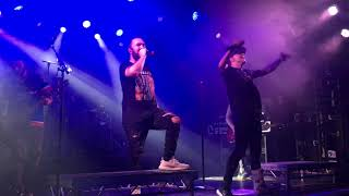 I Prevail Live Paranoid