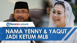 Sejumlah Kader Partai PKB Bahas Nama Yenny Wahid dan Gus Yaqut Jadi Ketua Umum Muktamar Luar Biasa
