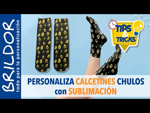 HOW TO PERSONALISE SOCKS USING SUBLIMATION PRINTING