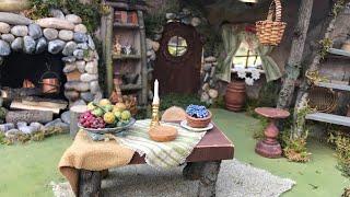 Come Along! A Fairy Tree Home Tour!