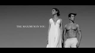 Avon Maxima Maxime Presentación anuncio