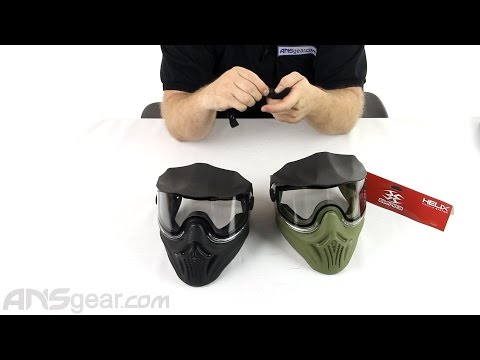 Empire Helix Paintball Mask Therma Lens – Review
