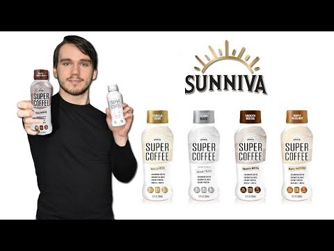 SUNNIVA SUPER COFFEE REVIEW