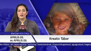 TV Budakalász / Kultúrkörkép / 2018.03.29.