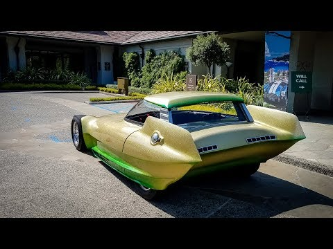 The Weird & WTF Cars of Monterey Car Week