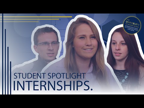 Student Spotlight: Internships