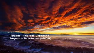Renaldas - Time Flies (Original Mix)[PSR061]