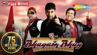 Bhagam Bhag 2006 (HD) – Full Movie – Superhit Comedy Movie – Akshay Kumar – Govinda – Paresh Rawal