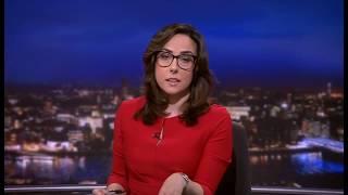 Christmas Eve Pope Midnight Mass Ad Lib Live Pics - BBC News Channel/World
