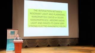 محاضرة د. مصطفى السيد بمدينة زويل للعلوم والتكنولوجيا كاملة