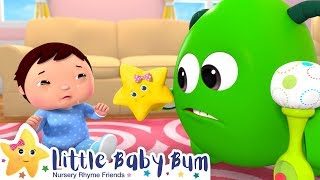 Looking After The Baby Song +More Nursery Rhymes and Kids Songs - ABCs and 123s   Little Baby Bum
